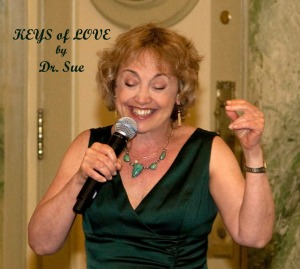 "Dr. Sue's CD ""Keys of Love"""